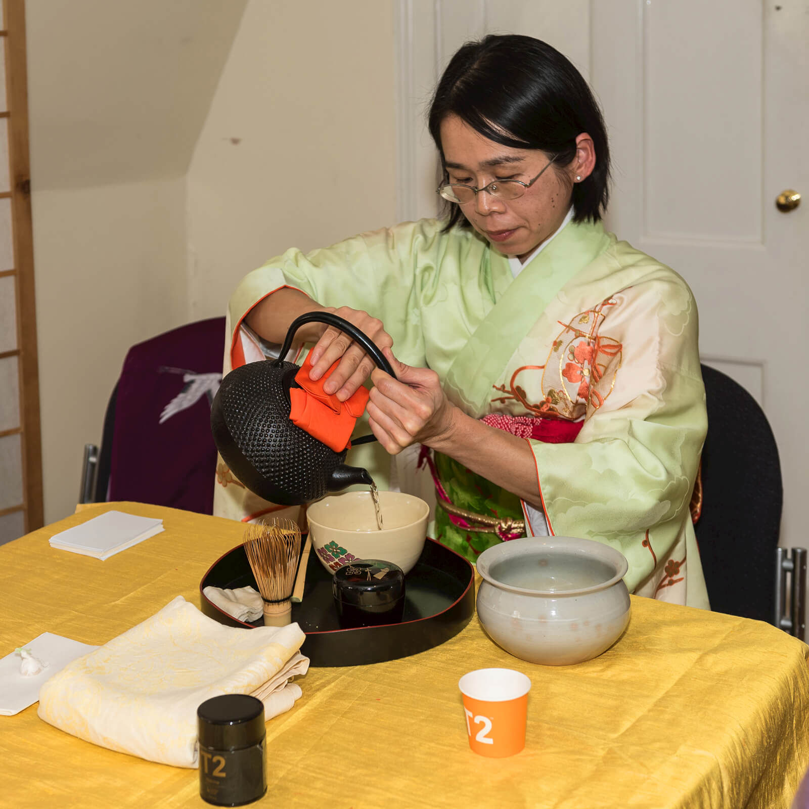 event image for Tea Ceremony Demonstration
