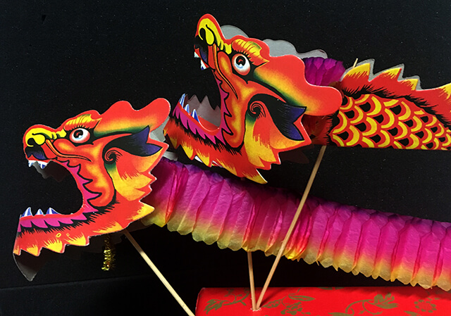 event image for Family Fun: Dragon Boat and Carp Kite Making