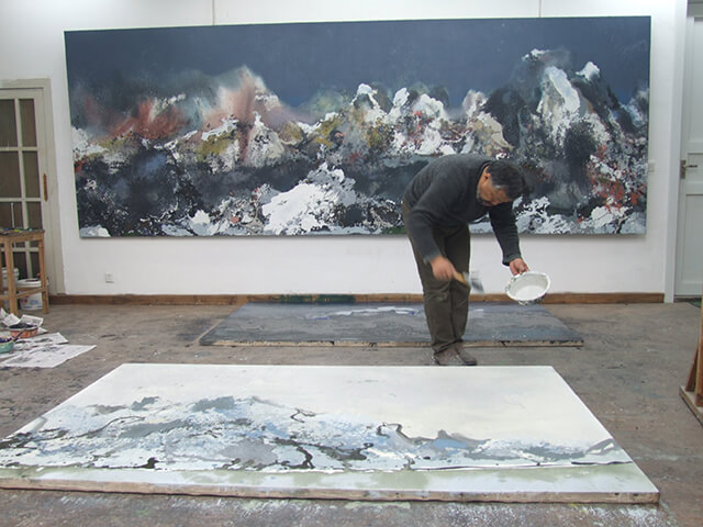 event image for East Asian Friday: Documentary – Hong Ling's Art and Life