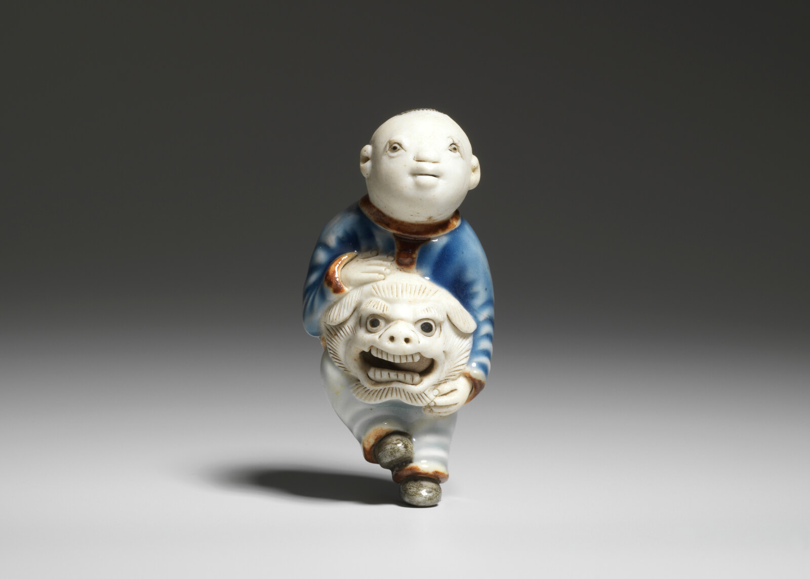 event image for Dressed to impress: Netsuke and Japanese Men's Fashion