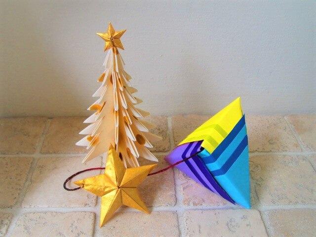 event image for Christmas Netsuke Origami