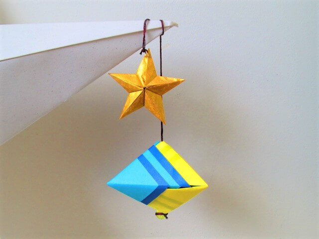 event image for Christmas Netsuke Origami