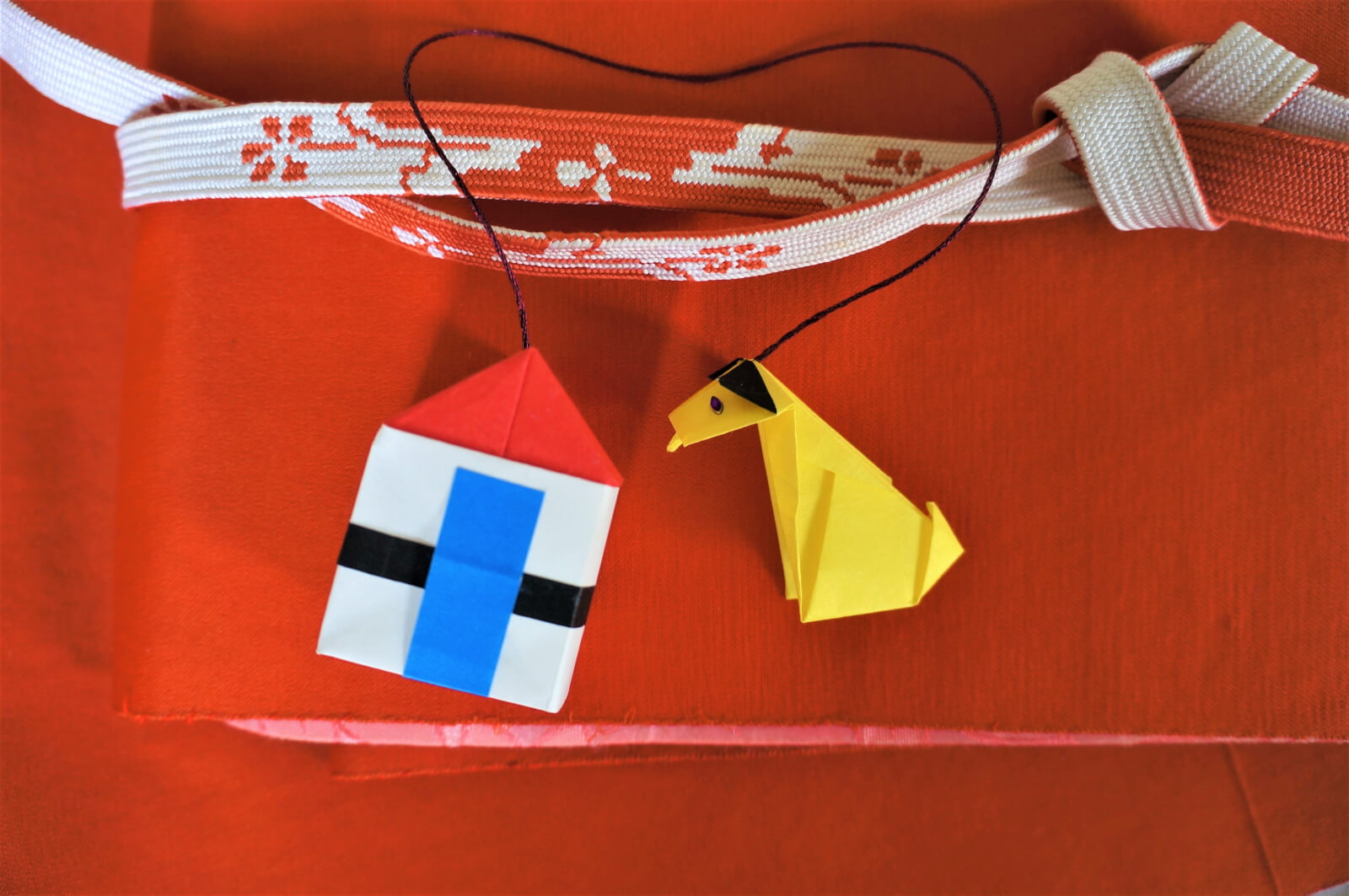 event image for Year of the Dog – Origami Netsuke