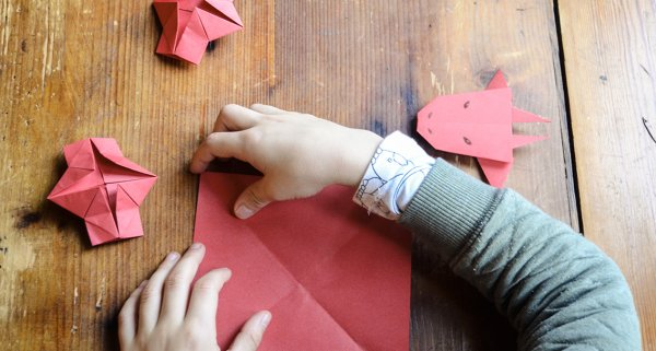 event image for Family Lunar New Year Origami