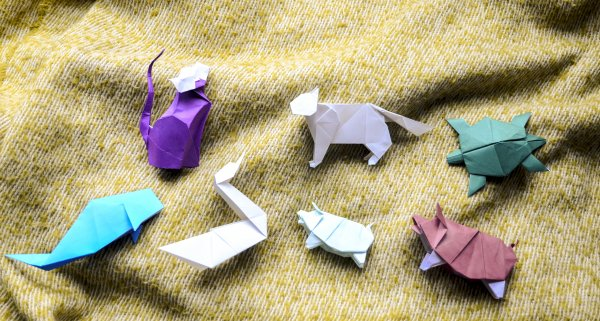event image for Spring Origami Course