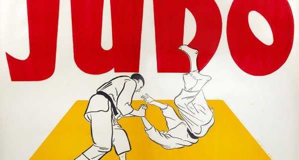 event image for Judo: A Cultural History of Martial Art