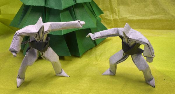 event image for Origami Blackbelt